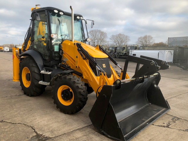 Just arrived Unused 2017 JCB 3CX BackHoe Loader