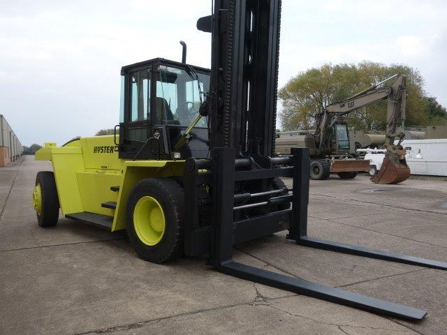 Just arrived  HYSTER H18.00XM-12 FORKLIFT