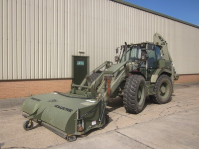 LATEST ARRIVALS: JCB sweeper collector and Roelof Heavy Duty Steel Rock Bodies