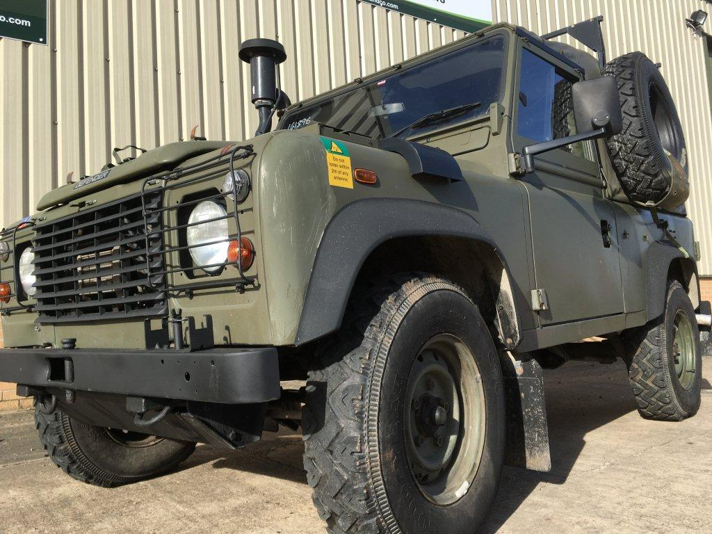 Just come in Land Rover Defender 90 Wolf LHD Hard Top (Remus) | MOD direct sales