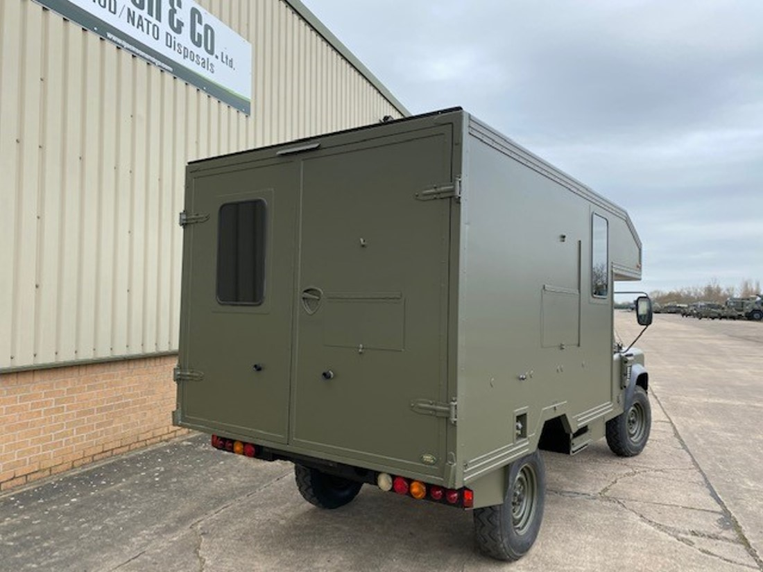 Basis for a motorhome project