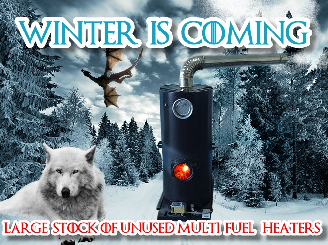 Deville - Multi Fuel Heaters for you
