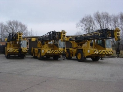Latest arrivals the Grove RT600 E Rough Terrain Crane
