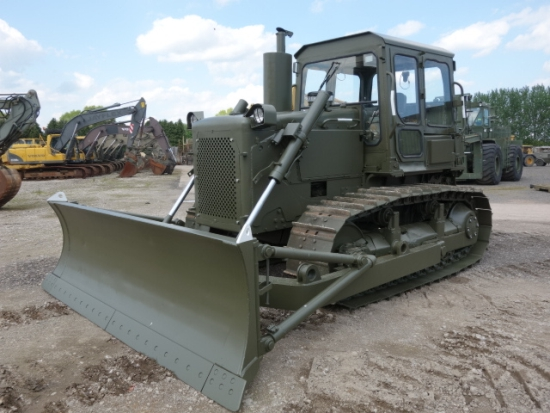 Latest arrivals.... Caterpillar D6D, Man 8x8 ...
