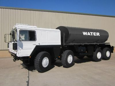 Latest arrivals EX.MOD vehicles Daf, Man 8x8, Iveco  for sale