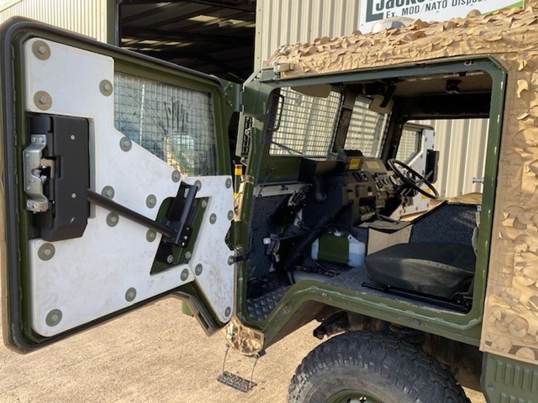 20 x Pinzgauer Vector 718 6x6 Armoured Patrol Vehicles