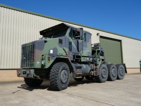 Latest arrivals...6x Oshkosh M1070 military Tractor Units