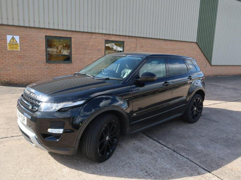 Land Rover Range Rover Evoque 2.2 SD4 Dynamic was sold | MOD direct sales