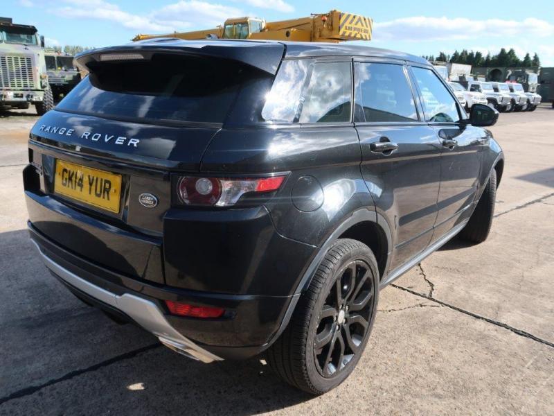 Land Rover Range Rover Evoque 2.2 SD4 Dynamic was sold