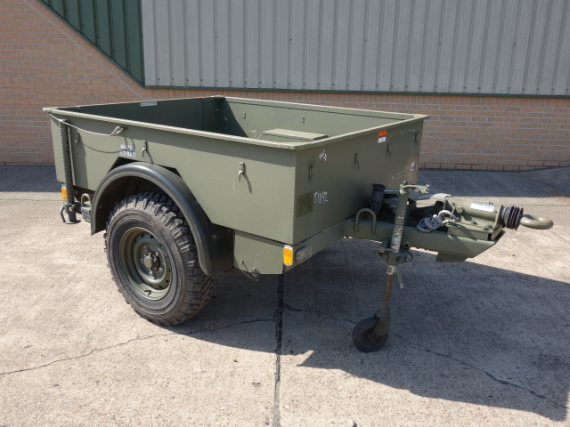 Just arrived Penman cargo trailers and MAN 10.185 4x4 cargo trucks