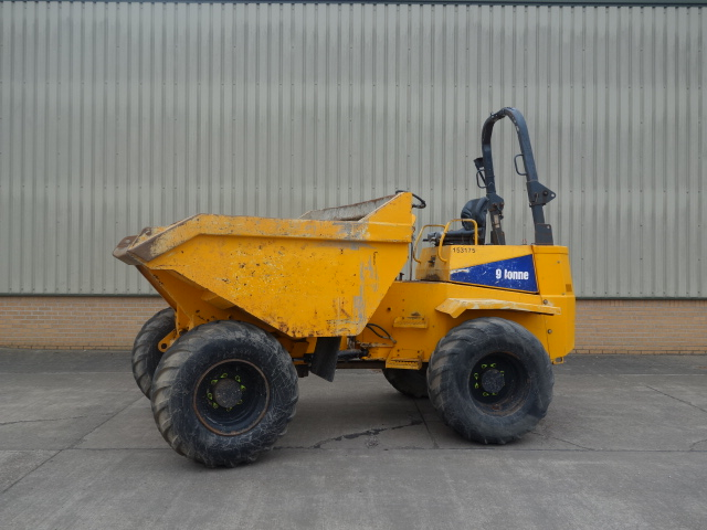 New arrivals: 4 Thwaites mini dumpers for sale