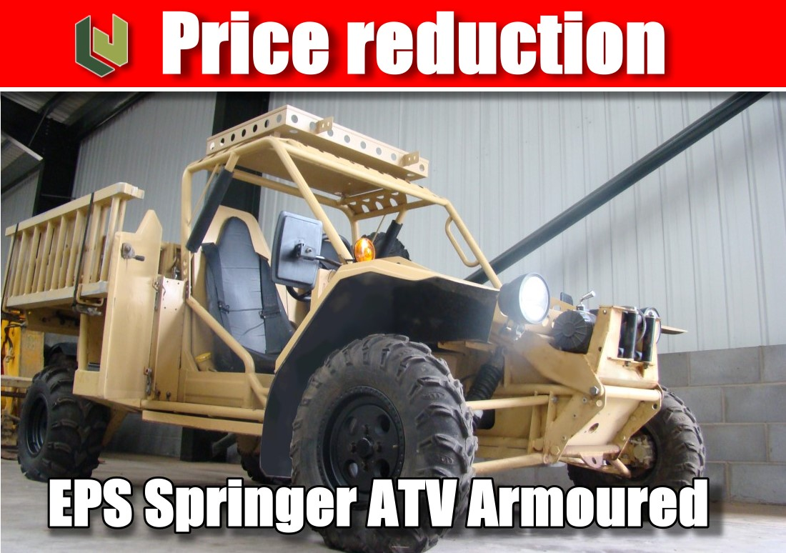 New price for EPS Springer ATV