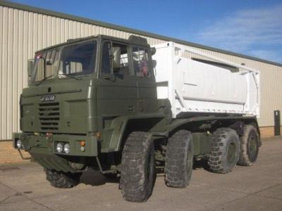 Ultra Low Mileage 20 x  Foden 8x8 Multilift Trucks  Just arrived