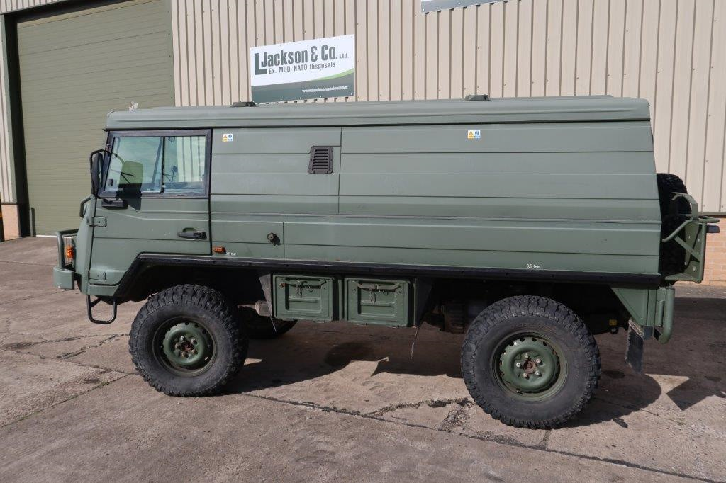 Just arrived  Pinzgauer 716 MK 4x4 RHD Hardtop