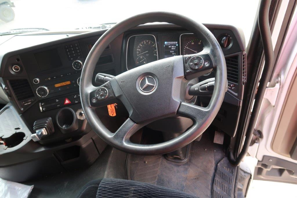 Just come 20 Mercedes Actros 2543 6x2 Tractors