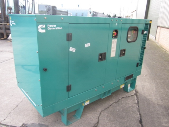 Latest arrivals.... 10 New Cummins C17D5 Diesel Generators