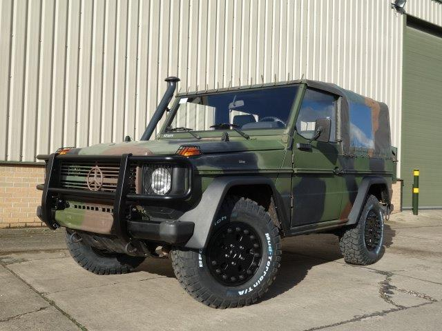 Just arrived into stock Mercedes G Wagon 250 Wolf in high specification