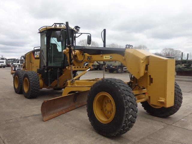 Just arrived Caterpillar 140M Grader