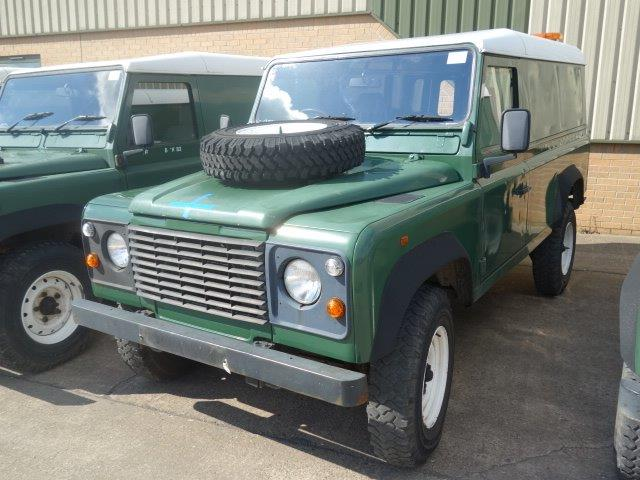 New arrivals: 10 Land rover defender 110 RHD 300TDi hard tops