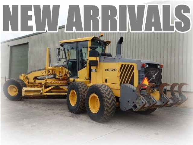 Just arrived Volvo G990 Grader | MOD direct sales