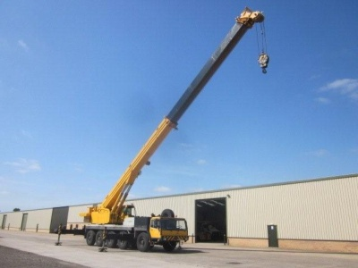 LATEST ARRIVALS: Liebherr LTM1120 120t all terrain mobile crane
