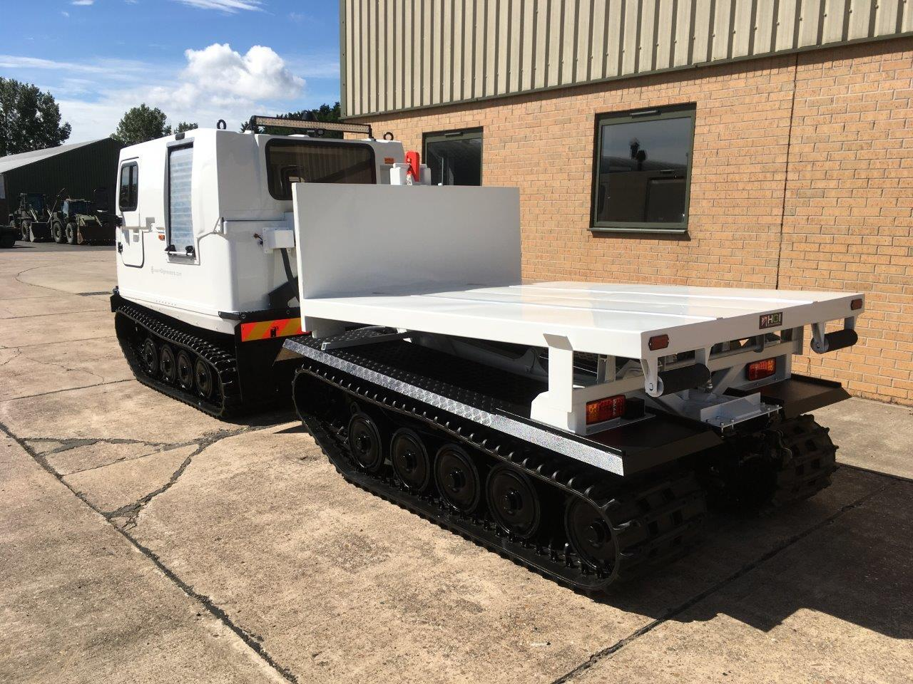 Just arrived 89 Hagglunds Bv206