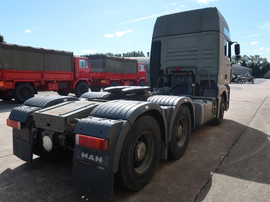 Just arrived MAN TGA 33.530 6x4 Tractor Unit