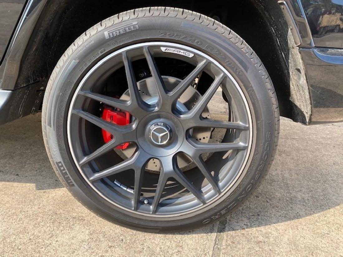 Mercedes G Wagon G63 AMG was sold