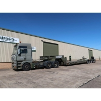 Just arrived MAN TGA 33.530 6x4 Tractor Unit
