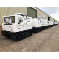 BV206 soft top  Personnel Carrier with Cargo Body