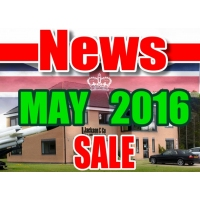 MOD/ NATO Disposals   MAY 2016 SALE