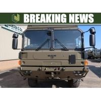 Large Surplus Military stock of  UNUSED MAN HX60 trucks