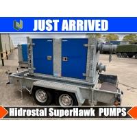 just arrived  Hidrostal SuperHawk 3 water pumps