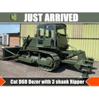 Just arrived Caterpillar D6D Dozer