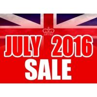 MOD/ NATO Disposals   JULY 2016 SALE