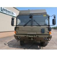 Just arrived MAN HX60 18.330 4x4 Flat Bed Cargo Truck RHD