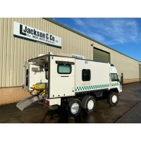 Pinzgauer 718 6x6 Ambulance