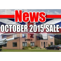 MOD/ NATO Disposals | OCTOBER 2015 SALE