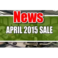 MOD/ NATO Disposals | APRIL 2015 SALE