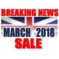 MOD/ NATO Disposals | MARCH 2018 SALE