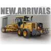 Just arrived Volvo G990 Grader