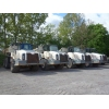 SOLD 4x Terex TA300 6x6 Articulated Dumpers