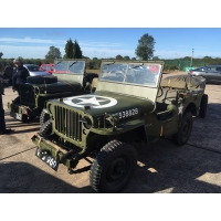 original Willy`s Jeeps