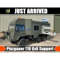 Just arrived Pinzgauer 718 6x6 Support Vehicle