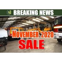 November 2020 MOD/ NATO Disposals ..