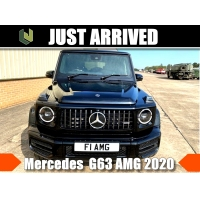 Just arrived  Mercedes G Wagon G63 AMG