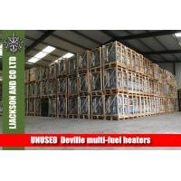 Large Surplus Military stock of UNUSED  Deville multi-fuel heaters