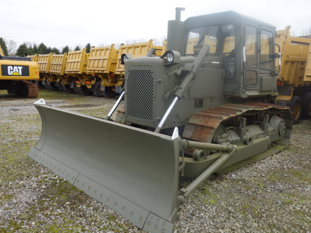Was sold Caterpillar D6D dozer | Used ex military MAN trucks