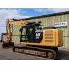 Was sold Caterpillar 320 EL Excavator 2015