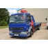 Was sold the DAF LF55-180 Slide`n`Tilt Recovery Truck with Crane 4x2